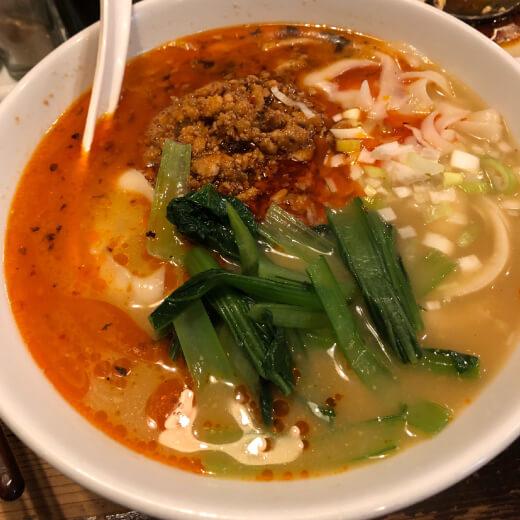 担々麺(杜記)