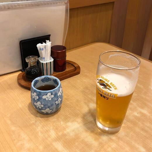 木の芽 ビール