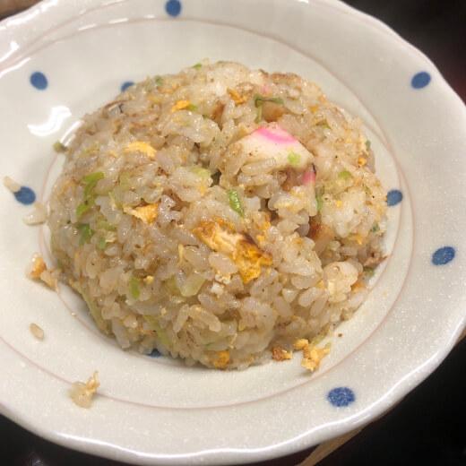 麺恋亭 炒飯