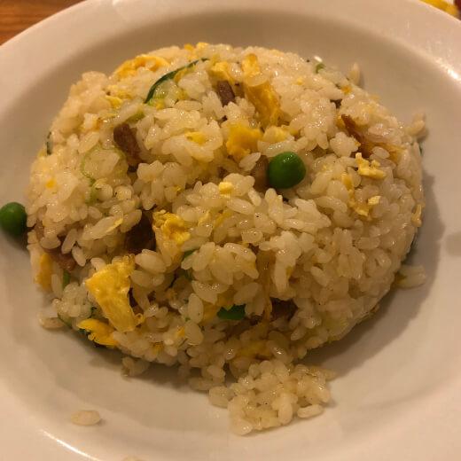 龍王 炒飯