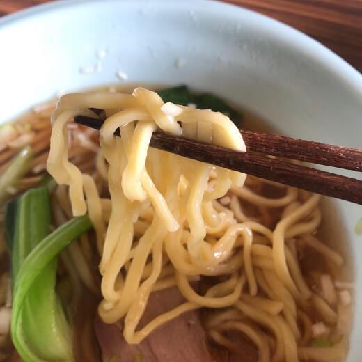 客満堂 麺