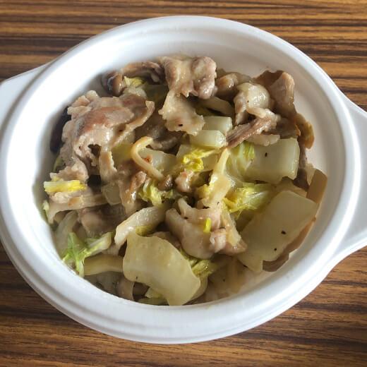 ジャグカフェ 豚味噌クリーム丼