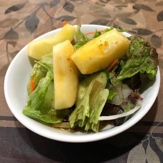 新錦江 サラダ