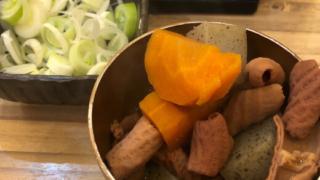 関内酒場 モツ煮