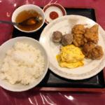 興華菜館 ミックスランチ