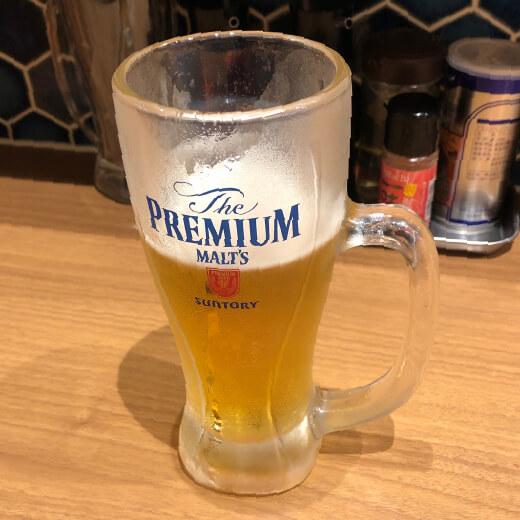 石川家 ビール