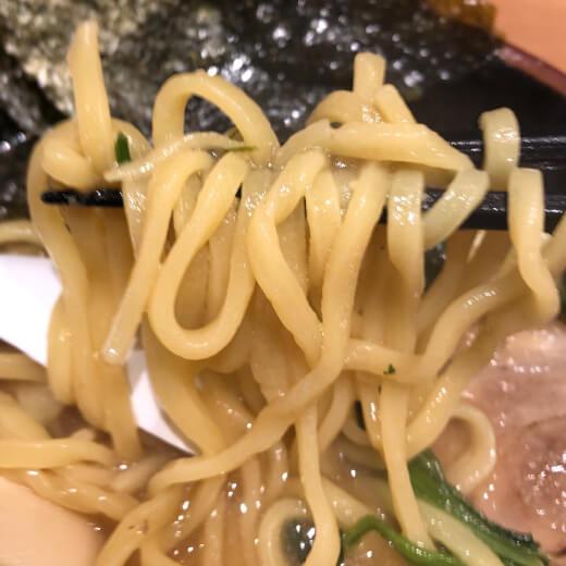 石川家 麺