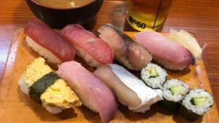 喜久寿司 にぎり