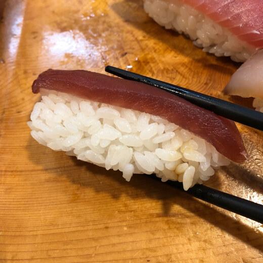 喜久寿司 シャリ