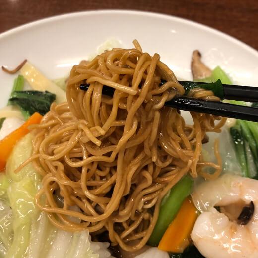 福満園 別館 麺