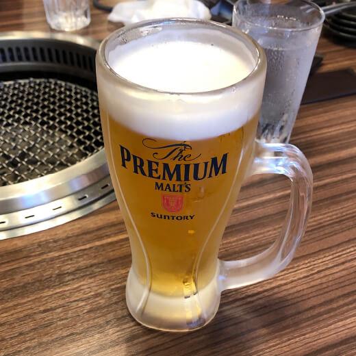 源 生ビール