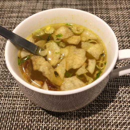 pribadi スープ
