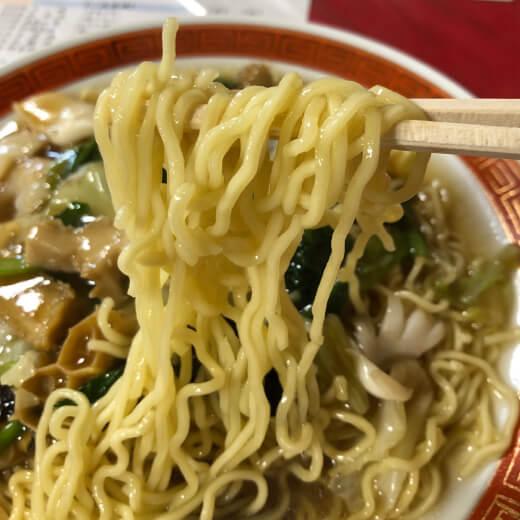 栄濱楼 麺