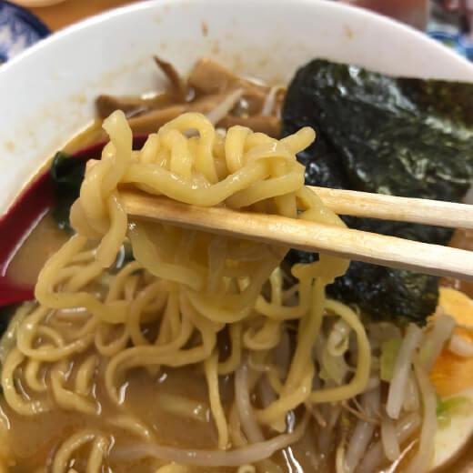 麺恋亭 麺
