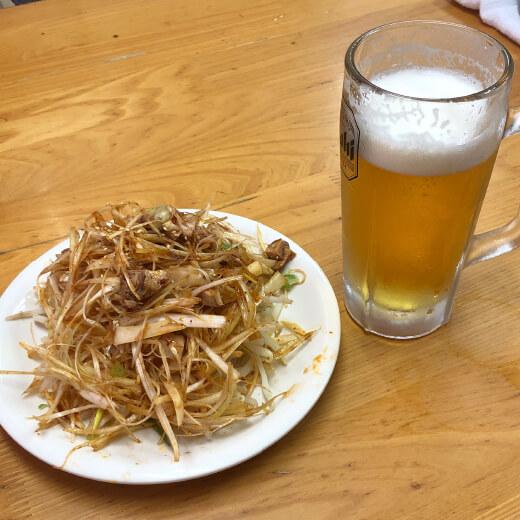 麺恋亭 ネギチャーシュー