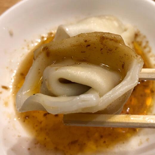 龍翔 水餃子