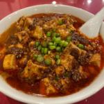 京華楼 別館 麻婆豆腐刀削麺