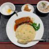 景珍樓 新館 豚バラ肉の角煮チャーハンセット