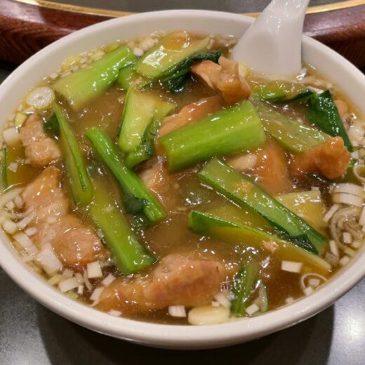 品珍閣 ハイコー麺