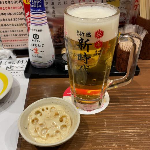 新時代 伊勢佐木町店 ハイボール