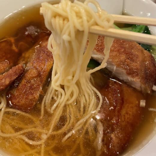 三和楼 麺