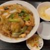蓮香園 台湾風五目カタヤキランチ