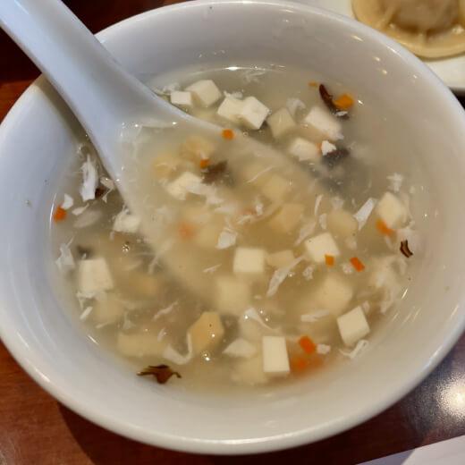 心龍 スープ